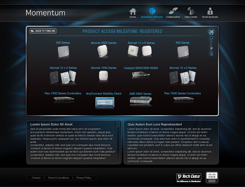 Momentum Equipment